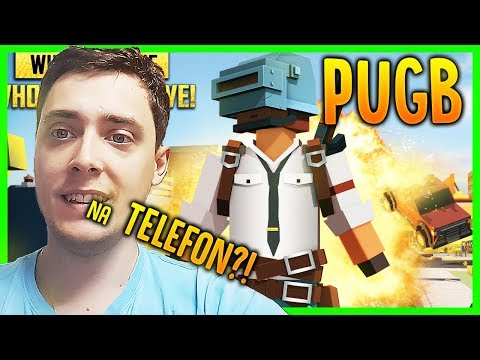 PUBG Na Telefon - Players Unknown Battle Grand PL (GRY NA TELEFON)