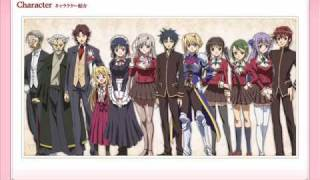 Princess Lover! OP (Full + lyrics) CC 歌詞