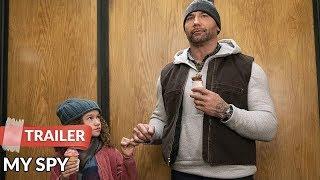 My Spy 2019 Trailer HD   Dave Bautista   Kristen Schaal