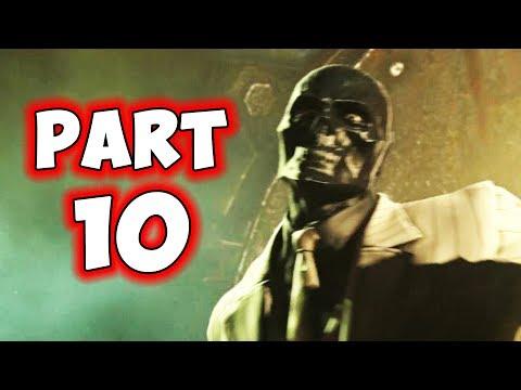 Batman Arkham Origins - Part 10 - Joker Twist - Gameplay Walkthrough HD