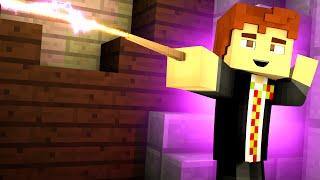 Minecraft Wizard High - Welcome To Magic School !! (Episode 1)
