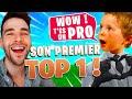 """""""T'ES UN PRO WOW!"""" ON OFFRE A CE JEUNE JOUEUR DE 12 ANS SON PREMIER TOP 1 !"""