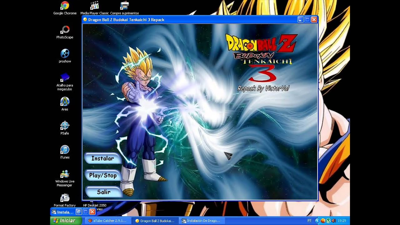 Download Dragon Ball Z Budokai Tenkaichi 3 Ps2 Rip