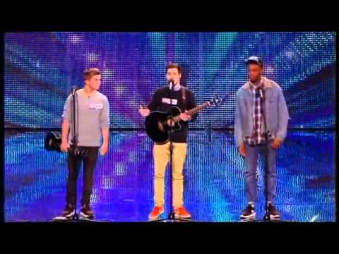 The Loveable Rogues - Britain's Got Talent 2012 Audition video
