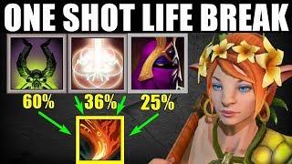 Boost Magic Damage Up Insane One Shot | Dota 2 Ability Draft