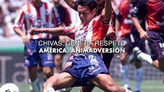 Chivas genera respeto. América, animadversión