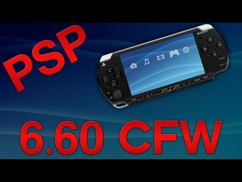 (VERY EASY) Install Custom Firmware 6.60 PRO B10 PSP 1000. 2000. 3000 + DL
