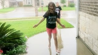 Playing In The Rain, So Much Icing!