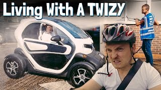 Living With A Renault Twizy: What It