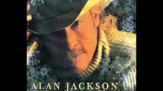 Watch Alan Jackson Winter Wonderland video