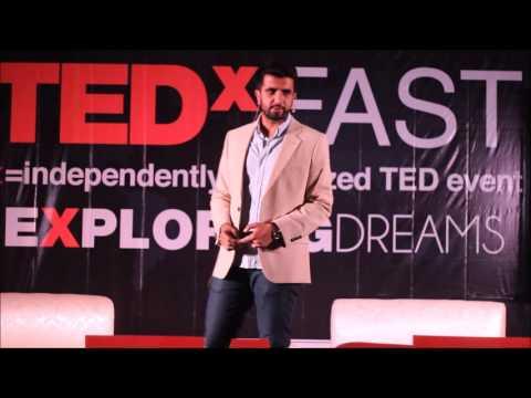 The necessity of being selfish   Imran Sarwar   TEDxFAST