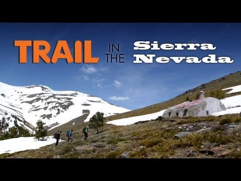 Trail magazine in the Sierra Nevada