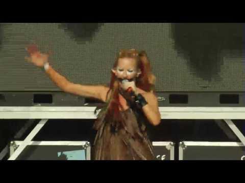 Anna And The Barbies - Nyuszika, Volt Fesztivál, 2013.07.06.
