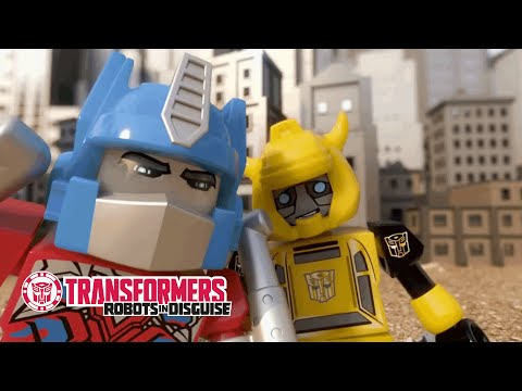 KRE-O Transformers - 'Take Us Through the Movies' Original Short