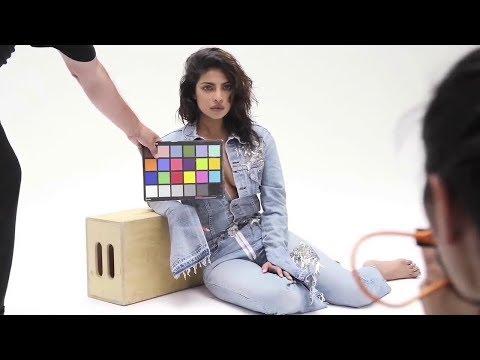 Priyanka Chopra Hot Braless Photoshoot 2016 thumbnail