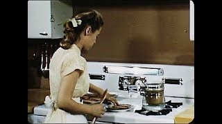 Let's Make A Sandwich (1950) A Classic Educational Film