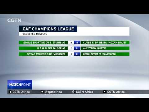 CAF Champions League: Etoile Du Sahel Hit Five Past Debutants Ferroviario Da Beira