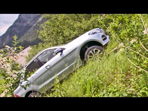 ► Mercedes-Benz GLE - Offroad Demo