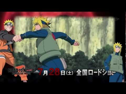 Naruto Shippuden Opening Spécial Road to Ninja and trailer 13 HD