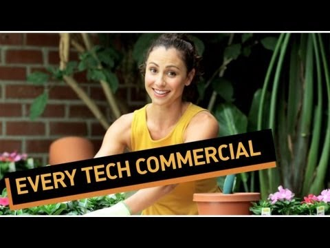 Every Tech Commercial