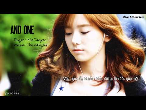 [Vietsub] Taeyeon (태연) - And One(That Winter, The Wind Blows OST)