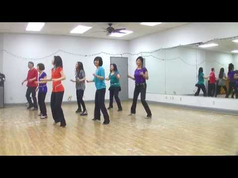 Slip (Maggie Gallagher) - Line Dance (Dance & Teach in English & 中文)