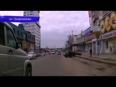 Видеорегистратор. ДТП на Ломоносова, Нива и Рено. Место происшествия 18.05.2017