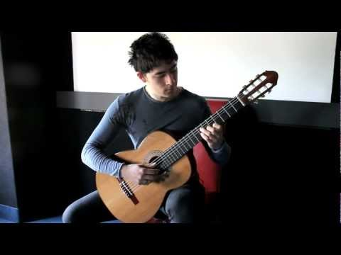 0 Barrios Vals 3 Classical Guitar (Jesse L)