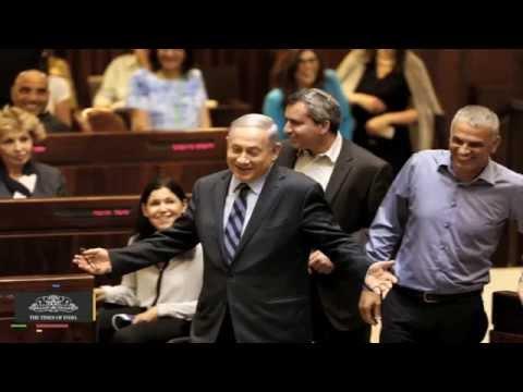 Embattled Netanyahu Government Sworn In