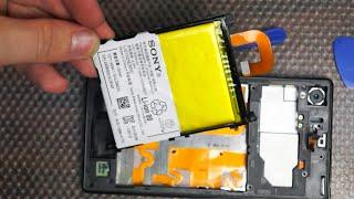 Замена аккумулятора в смартфоне своими руками 52