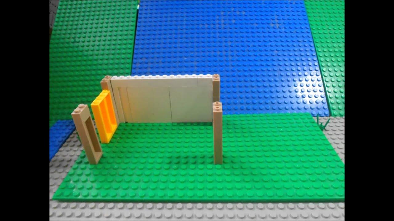 Как сделать дом из лего 40