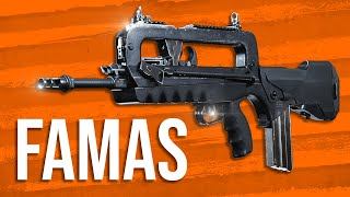 Modern Warfare In Depth: FAMAS Assault Rifle Review