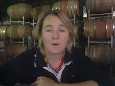 Sauvignon Blanc Semillon Wine Tasting Notes with Winemaker Kim Tyrer of Galafrey Wines