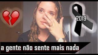 A DOR DO OUTRO NÃO NOS AFETA MAIS | Suzano | Brumadinho | Flamengo | Ceará
