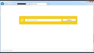 How to Remove Go-Search.ru Homepage from Chrome, Firefox, Internet explorer
