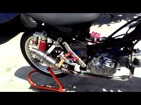 Detail Yamaha Jupiter Z 110 cc Indoprix Hendriansyah