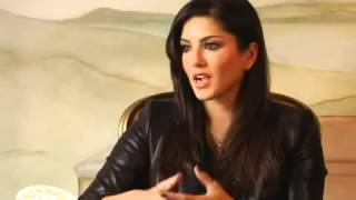 Reshma Dordi of Showbiz India Sits Down with Actress Sunny Leone