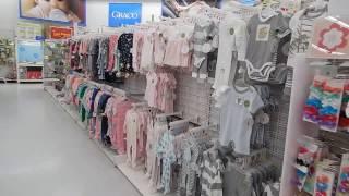Burt's Bees Baby Clothing at Walmart! ~ VLOG