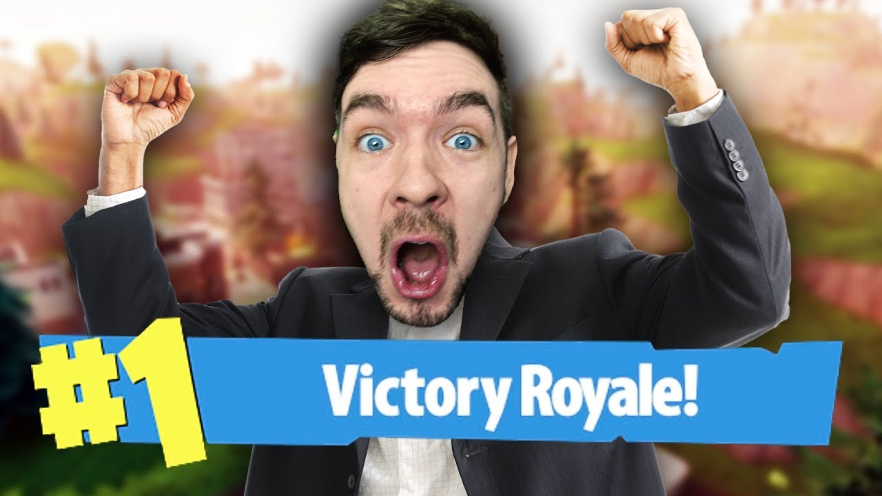 MY FIRST WIN! | Fortnite (Battle Royale) #3