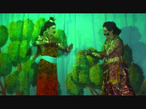 Swami Ayyappa Ballet By Jag Bhushan Singh video