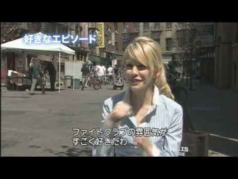 Kathryn Morris Interview 2008