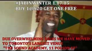 @JABINWINTER FT. LAVAMAN  NOW @SOUNDACADEMY