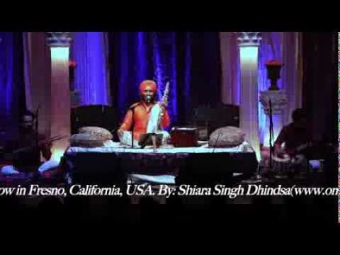 Satinder Sartaajs Show in Fresno California USA. September 6...