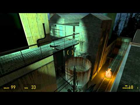 [*HL2* HOW TO]Use and get the Annabelle and Alyx Gun.