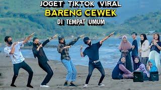 Download lagu JOGET TIKTOK VIRAL BARENG CEWEK DI TEMPAT UMUM.. NGAKAK PARAH