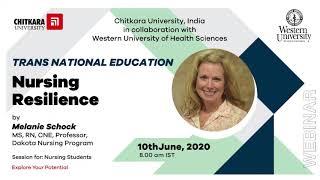Transnational Education: Nursing Resilience