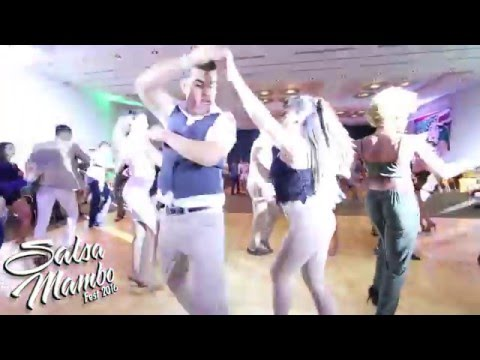 Social Dancing with the Stars | Salsa Mambo Fest 2016