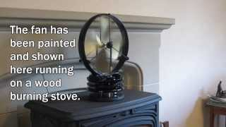 The myfordboy Stove Fan Part 13, Testing and running