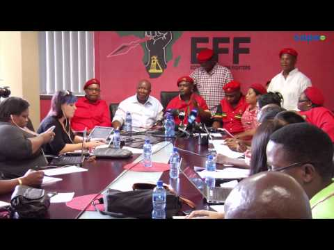 Zuma must pay back the money: EFF