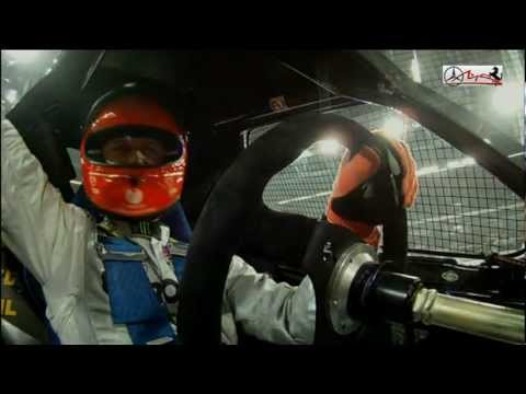 Race of Champions 2011 - Michael SCHUMACHER vs Sebastian VETTEL